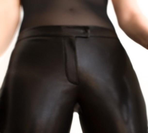 pants bess shiny leggings