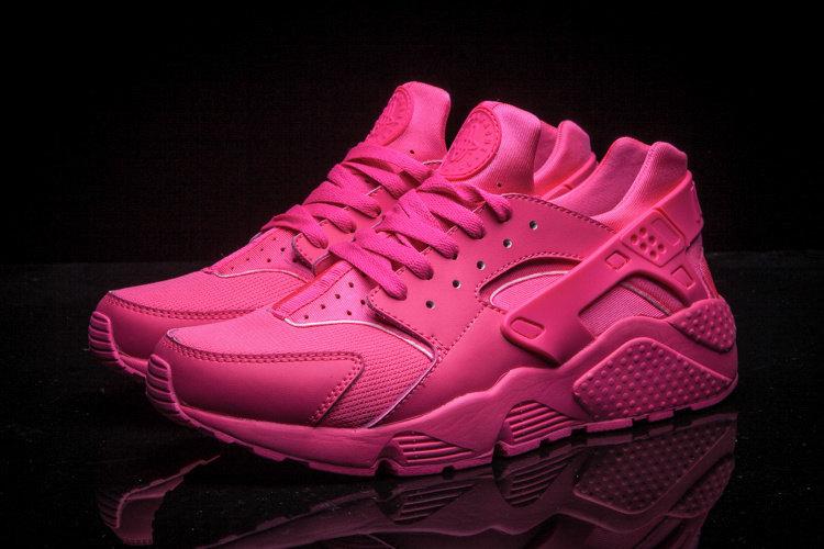 f76206990da0 all hot pink huaraches 6tb5op i all hot pink huaraches nike air huarache  think pink hot pink vivid ...