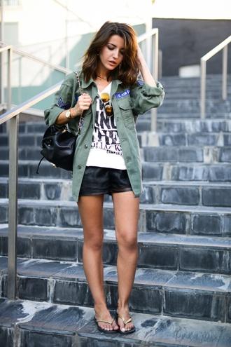 lovely pepa t-shirt jacket bag jewels