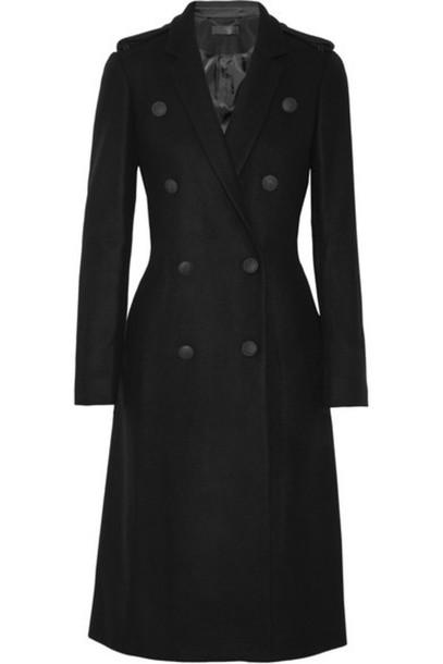 Rag & bone - Ashton Wool-blend Coat - Black