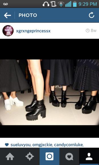 boots blackboots