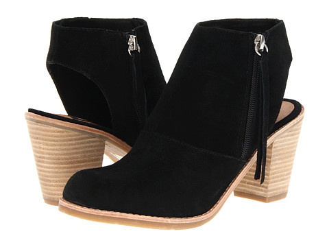 DV by Dolce Vita Jentry Black Suede - Zappos.com Free Shipping BOTH Ways