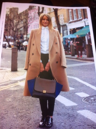 coat camel coat xxl oversize