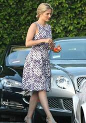 dress,dianna agron,shoes