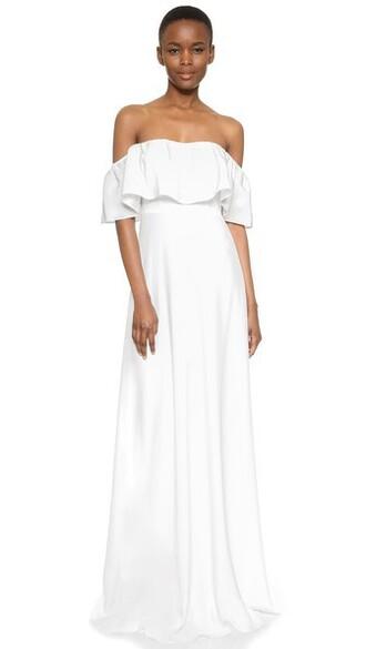 dress long dress long