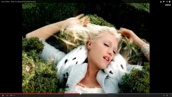 song of style jacket white and black chanel style jacket cute light blue gwen stefani cool girl style