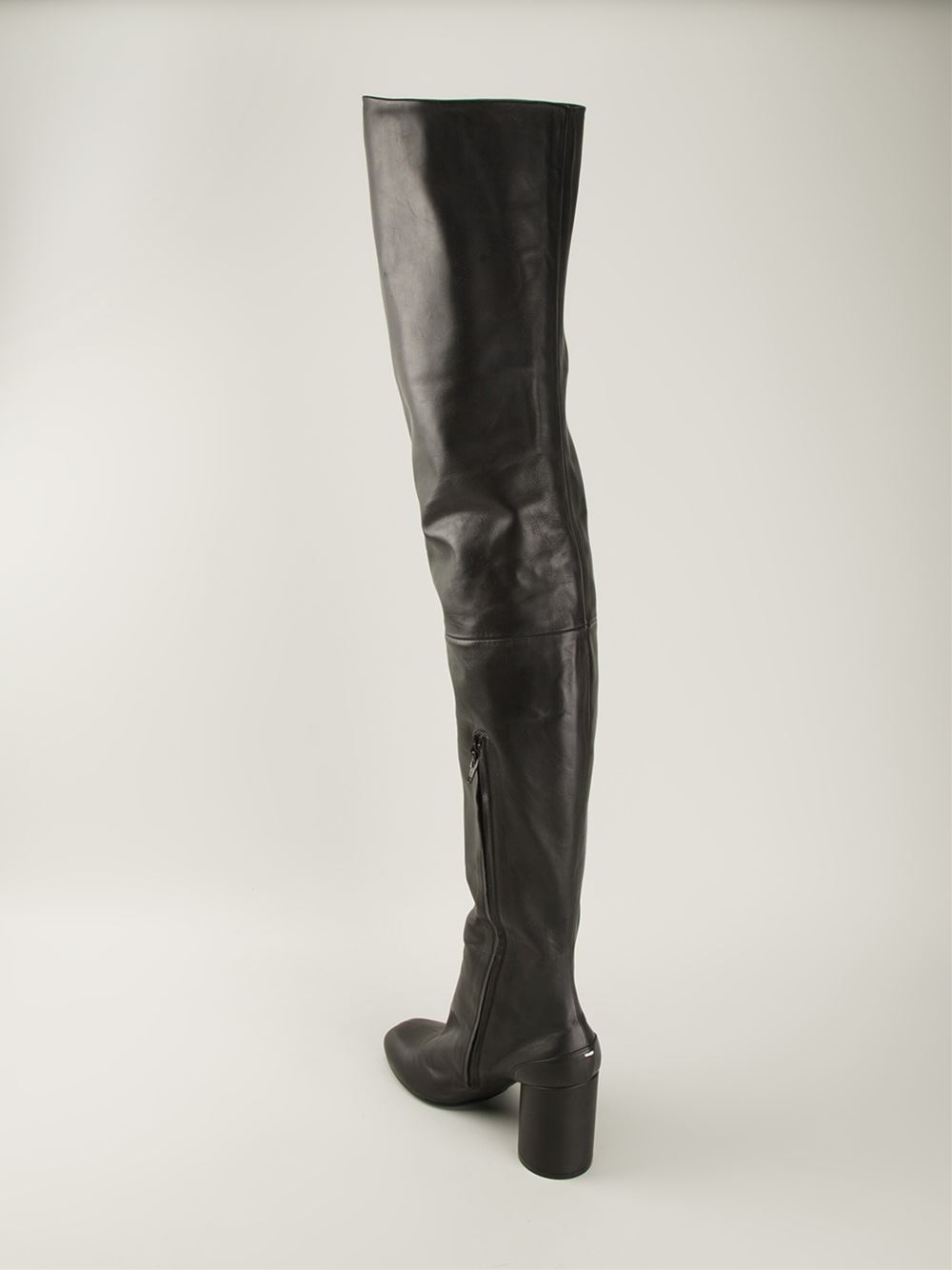 Maison Martin Margiela Thigh High Boots - Tassinari - Farfetch.com