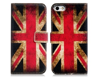 jewels jeans iphone case british flag