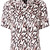 Alexander Wang - printed blouse - women - Silk - S, White, Silk