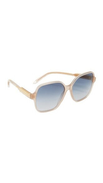 sunglasses navy taupe