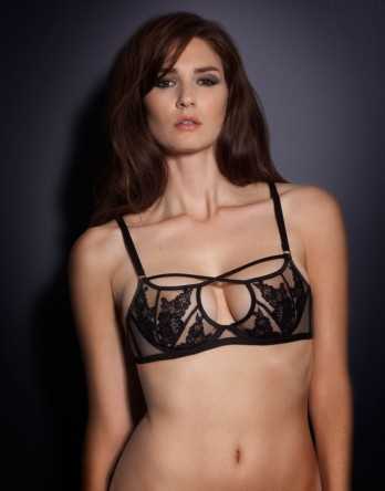 View All Lingerie by Agent Provocateur - Demelza Bra
