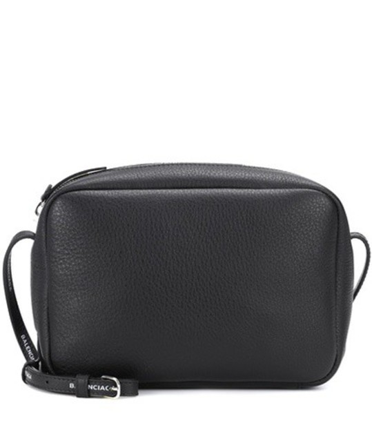 Balenciaga bag crossbody bag leather black
