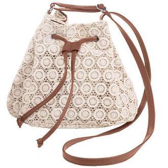 bag crochet crossbody bag