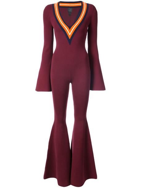 Fenty x Puma jumpsuit women cotton red
