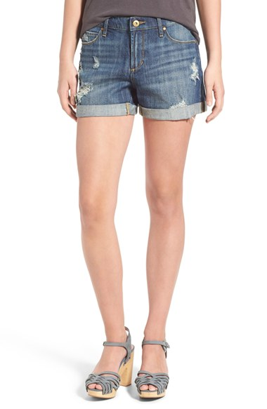 926e5b4314 Articles of Society 'Jimmy' Distressed Denim Shorts (Buffet) | Nordstrom