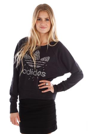 Karmaloop.co.uk - Clothing - Adidas - Feather Sweater