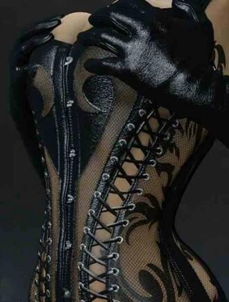 top corset