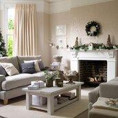 home accessory,christmas,holiday home decor,home decor,decoration,living room,table,sofa,christmas home decor