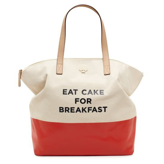kate spade | eat cake for breakfast terry on Wanelo