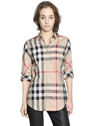 shirt cotton new classic top