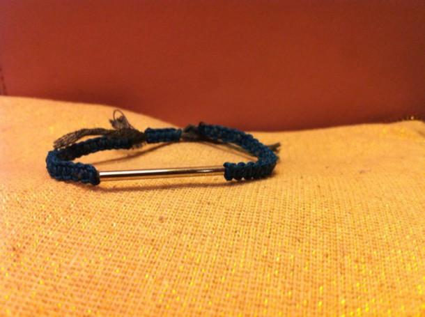 jewels bleu blue bracelets