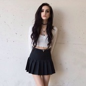 goth,goth hipster,grunge,grunge wishlist,emo,dark,black skirt,blouse,jeans