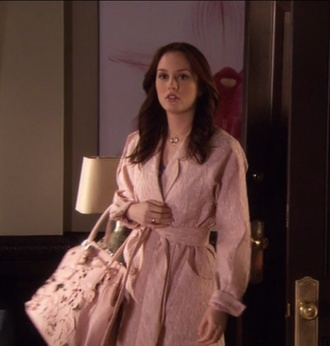 coat jacket pink pink jacket pink coat chanel gossip girl gg long coat long jacket girly outfit tumblr winter outfits summer fashion girly jacket girly coat blair waldorf fall outfits spring