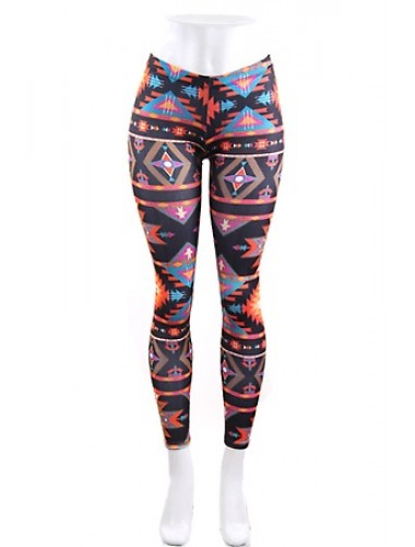 Tribal Print Leggings | Clothing | Womens Clothing, Shoes, Jewelry & Plus Sizes | B. De'Lish