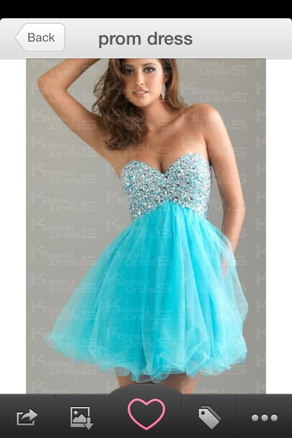 dress prom formal sparkle short dress