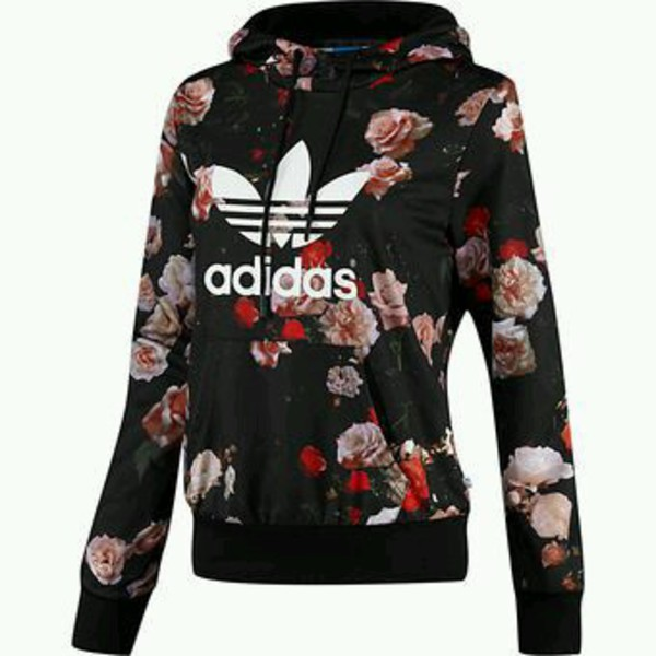 adidas roses outfit