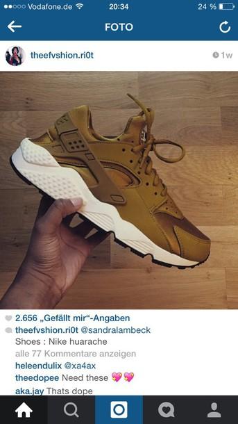 shoes cute nike khaki sneakers