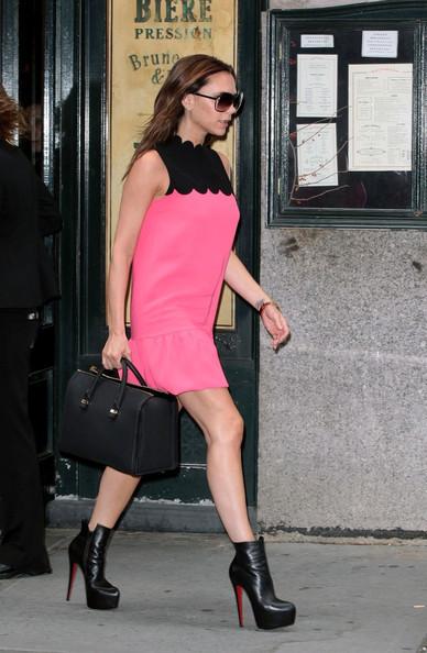 Fashion elegant trendy celebrity shoes