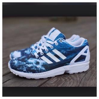 shoes adidas waves zx flux jeans flux adidas adidas ocean adidas zx flux