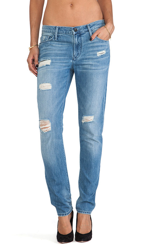 Black Orchid Skinny Boyfriend in Solitaire from REVOLVEclothing.com