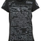 Givenchy world tour printed t-shirt