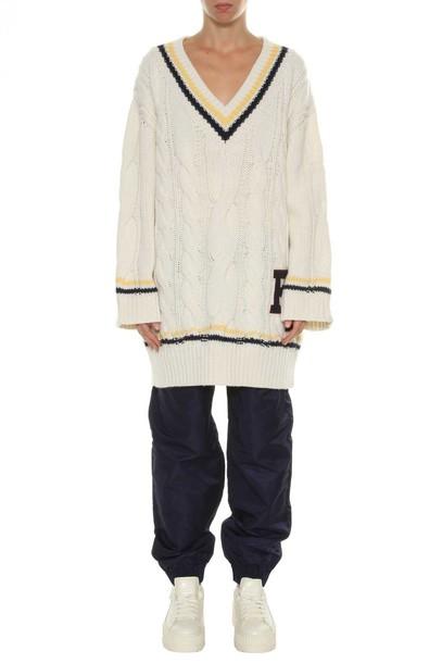 FENTY PUMA by Rihanna sweater oversized sweater oversized