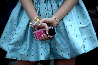 jewels nail polish red chanel iphone case iphone ipod ipod touch 4 case skirt ipadiphonecase.com