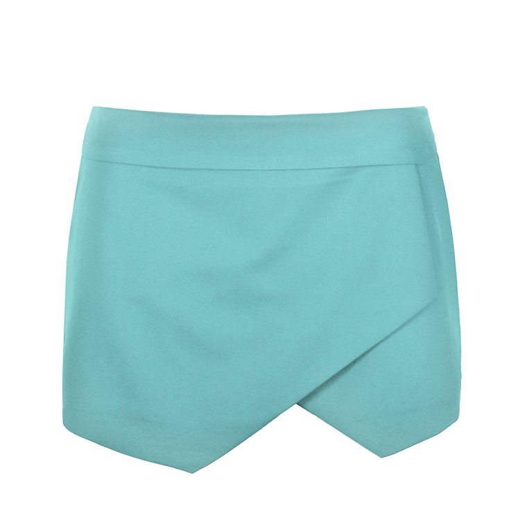 ASYMETRIC SKIRT SKORT