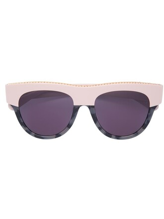 oversized women sunglasses black