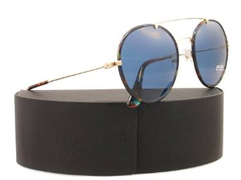 Amazon.com: Prada Sunglasses SPR 53P Gold NAG-1V1 PR53PS: Prada: Clothing