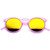 Retro P3 Round Revo Lens Colorful Sunglasses 8932                           | zeroUV