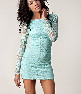 dress teal dress teal lace dress