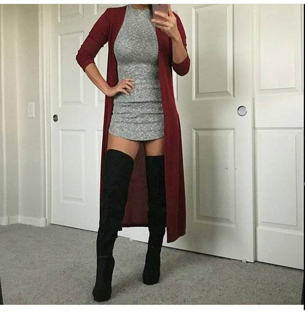 Fall Club Dresses
