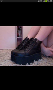 shoes,black,platform shoes,zip,alternative,rock,90s style,90,platforms black fashion,kawaii,goth,platform sneakers,pastel goth,pastel grunge,hipster,tumblr,tumblr shoes,black shoes,kawaii shoes,gothic boots,gothic shoes,sexy shoes,very sexy,platform boots,cute platforms,black platforms,grunge boots,shoes black grunge flat,grunge shoes,soft grunge shirt,super cute,cute shoes,less expensive,its expensive,but expensive,classy,classy wishlist,sneakers,grunge