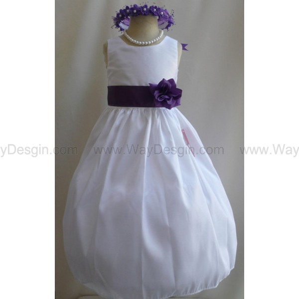flower girl dress white flower girl dress white dress dress