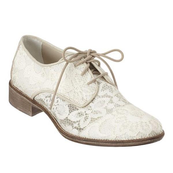 lace oxfords shoes