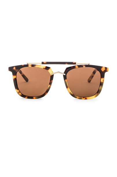 PARED EYEWEAR sunglasses brown
