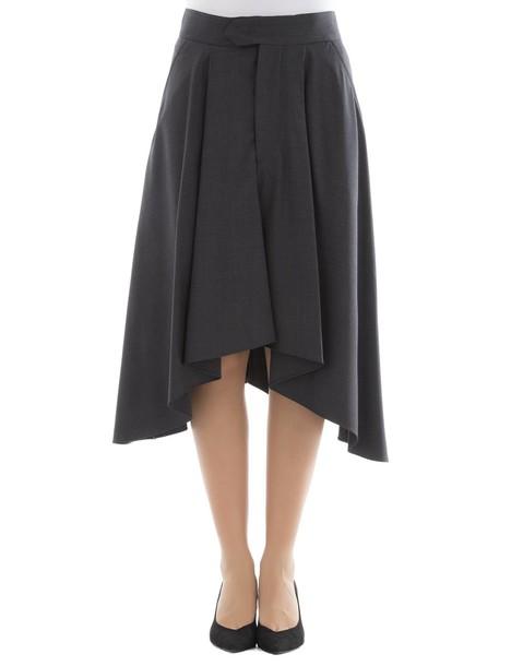 Isabel Marant skirt cotton grey