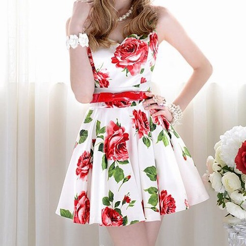 Free shipping rosie vintage inspire dress from doublelw on storenvy
