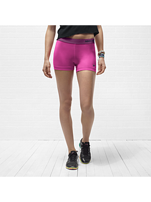 "Nike Pro Essential 2.5"" Women's Shorts. Nike Store"